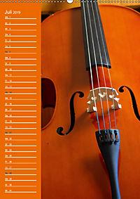Geliebtes Cello (Wandkalender 2019 DIN A2 hoch) - Produktdetailbild 7