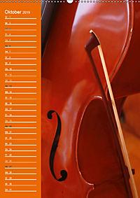 Geliebtes Cello (Wandkalender 2019 DIN A2 hoch) - Produktdetailbild 10