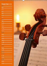 Geliebtes Cello (Wandkalender 2019 DIN A2 hoch) - Produktdetailbild 12