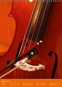 Geliebtes Cello (Wandkalender 2019 DIN A3 hoch) - Produktdetailbild 8