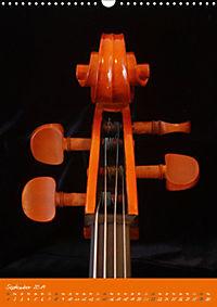 Geliebtes Cello (Wandkalender 2019 DIN A3 hoch) - Produktdetailbild 9