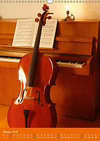 Geliebtes Cello (Wandkalender 2019 DIN A3 hoch) - Produktdetailbild 2