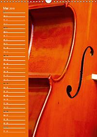 Geliebtes Cello (Wandkalender 2019 DIN A3 hoch) - Produktdetailbild 5