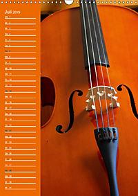 Geliebtes Cello (Wandkalender 2019 DIN A3 hoch) - Produktdetailbild 7