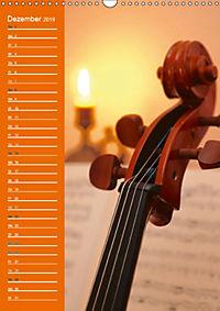 Geliebtes Cello (Wandkalender 2019 DIN A3 hoch) - Produktdetailbild 12