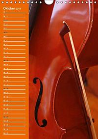 Geliebtes Cello (Wandkalender 2019 DIN A4 hoch) - Produktdetailbild 6