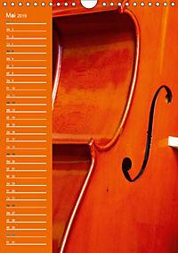 Geliebtes Cello (Wandkalender 2019 DIN A4 hoch) - Produktdetailbild 5