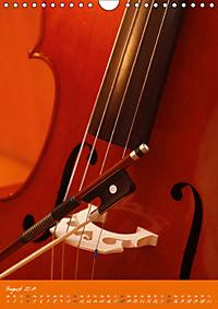 Geliebtes Cello (Wandkalender 2019 DIN A4 hoch) - Produktdetailbild 8