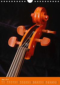 Geliebtes Cello (Wandkalender 2019 DIN A4 hoch) - Produktdetailbild 3