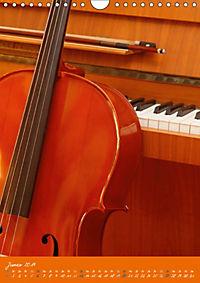 Geliebtes Cello (Wandkalender 2019 DIN A4 hoch) - Produktdetailbild 1