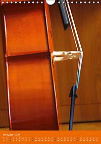 Geliebtes Cello (Wandkalender 2019 DIN A4 hoch) - Produktdetailbild 11