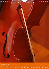 Geliebtes Cello (Wandkalender 2019 DIN A4 hoch) - Produktdetailbild 10