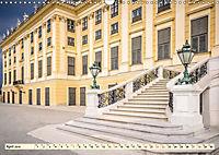 Geliebtes Wien. Österreichs Perle an der Donau (Wandkalender 2019 DIN A3 quer) - Produktdetailbild 4