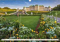 Geliebtes Wien. Österreichs Perle an der Donau (Wandkalender 2019 DIN A3 quer) - Produktdetailbild 6