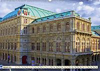 Geliebtes Wien. Österreichs Perle an der Donau (Wandkalender 2019 DIN A2 quer) - Produktdetailbild 1