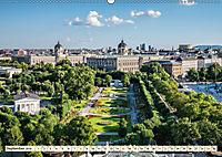 Geliebtes Wien. Österreichs Perle an der Donau (Wandkalender 2019 DIN A2 quer) - Produktdetailbild 9