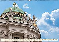 Geliebtes Wien. Österreichs Perle an der Donau (Wandkalender 2019 DIN A2 quer) - Produktdetailbild 7