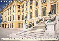 Geliebtes Wien. Österreichs Perle an der Donau (Tischkalender 2019 DIN A5 quer) - Produktdetailbild 4