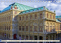 Geliebtes Wien. Österreichs Perle an der Donau (Tischkalender 2019 DIN A5 quer) - Produktdetailbild 1