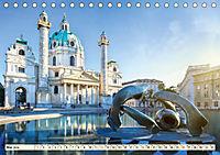 Geliebtes Wien. Österreichs Perle an der Donau (Tischkalender 2019 DIN A5 quer) - Produktdetailbild 5