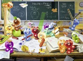 Gelinis im Sommerurlaub 1000 Teile Puzzle Spiel Deutsch 2017 Geduldspiel