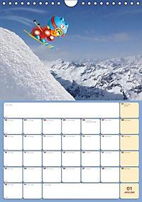Gelini (Wandkalender 2017 DIN A4 hoch) - Produktdetailbild 1