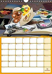 Gelini (Wandkalender 2017 DIN A4 hoch) - Produktdetailbild 11