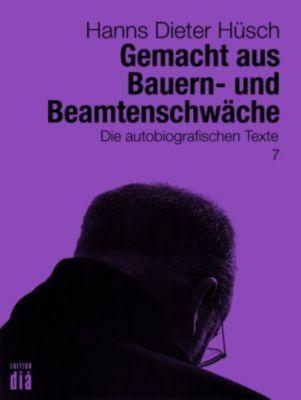 Gemacht aus Bauern- und Beamtenschwäche, Hanns Dieter Hüsch