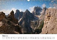 Gemalte Landschaften - Wunderschönes Südtirol (Wandkalender 2019 DIN A3 quer) - Produktdetailbild 3
