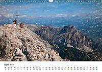 Gemalte Landschaften - Wunderschönes Südtirol (Wandkalender 2019 DIN A3 quer) - Produktdetailbild 4