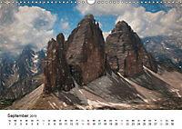Gemalte Landschaften - Wunderschönes Südtirol (Wandkalender 2019 DIN A3 quer) - Produktdetailbild 9