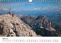Gemalte Landschaften - Wunderschönes Südtirol (Wandkalender 2019 DIN A4 quer) - Produktdetailbild 4