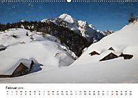 Gemalte Landschaften - Wunderschönes Südtirol (Wandkalender 2019 DIN A2 quer) - Produktdetailbild 2