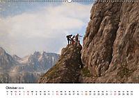 Gemalte Landschaften - Wunderschönes Südtirol (Wandkalender 2019 DIN A2 quer) - Produktdetailbild 10