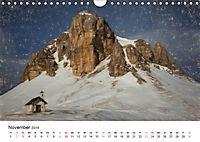 Gemalte Landschaften - Wunderschönes Südtirol (Wandkalender 2019 DIN A4 quer) - Produktdetailbild 11