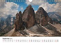 Gemalte Landschaften - Wunderschönes Südtirol (Wandkalender 2019 DIN A4 quer) - Produktdetailbild 9