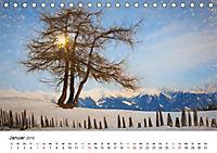Gemalte Landschaften - Wunderschönes Südtirol (Tischkalender 2019 DIN A5 quer) - Produktdetailbild 1