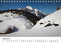 Gemalte Landschaften - Wunderschönes Südtirol (Tischkalender 2019 DIN A5 quer) - Produktdetailbild 2