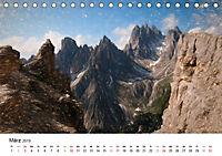 Gemalte Landschaften - Wunderschönes Südtirol (Tischkalender 2019 DIN A5 quer) - Produktdetailbild 3