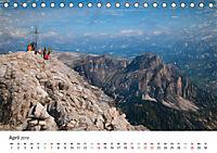 Gemalte Landschaften - Wunderschönes Südtirol (Tischkalender 2019 DIN A5 quer) - Produktdetailbild 4