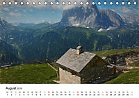 Gemalte Landschaften - Wunderschönes Südtirol (Tischkalender 2019 DIN A5 quer) - Produktdetailbild 8