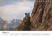 Gemalte Landschaften - Wunderschönes Südtirol (Tischkalender 2019 DIN A5 quer) - Produktdetailbild 10
