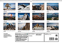 Gemalte Landschaften - Wunderschönes Südtirol (Wandkalender 2019 DIN A3 quer) - Produktdetailbild 13