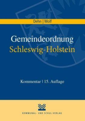 Gemeindeordnung Schleswig-Holstein, Klaus D Dehn, Thorsten I Wolf