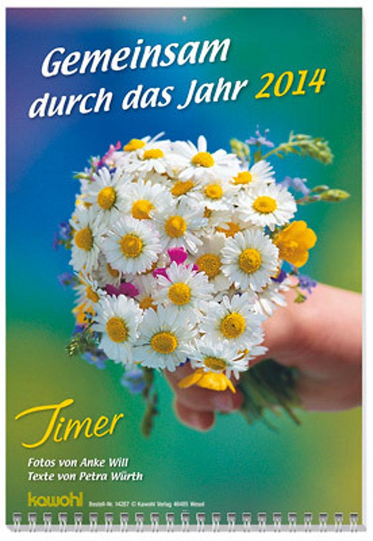 Gemeinsam Durch Das Jahr Timer 2020 Kalender Bei Weltbildde