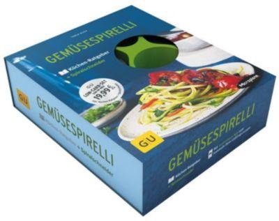 Gemüse-Spirelli-Set, m. Spiralschneider, Tanja Dusy