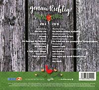 genau Richtig!, 2 Audio-CDs - Produktdetailbild 1