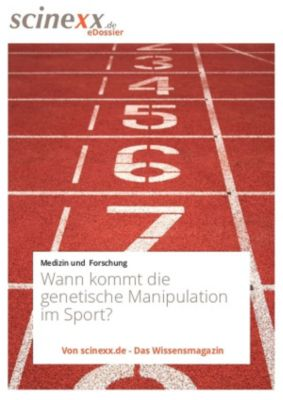 Gene, Doping und Medaillen, Nadja Podbregar