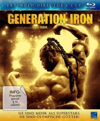 Generation Iron Director's Cut, N, A
