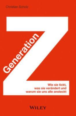 Generation Z, Christian Scholz